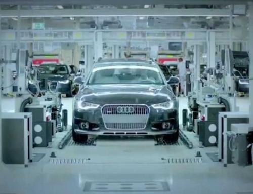 Veicoli autonomi – Industria 4.0