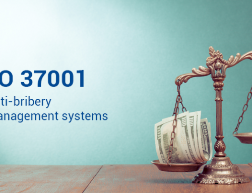 "Certificazione ISO 37001:2016 ""Anti-Bribery Management Systems"""