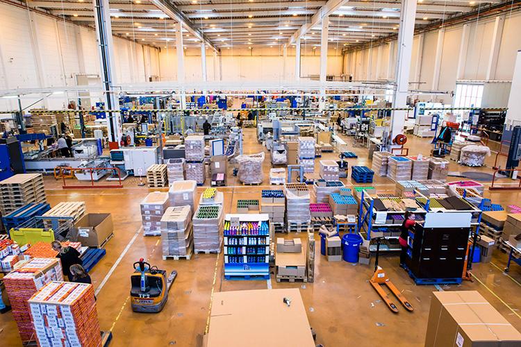 produzione acquisti e logistica